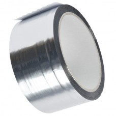 Aluminium afplaktape 50m