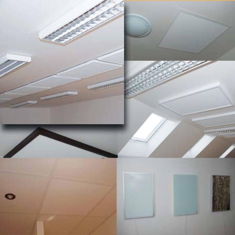 profijtwarmte, infrarood verwarming met infrarood panelen